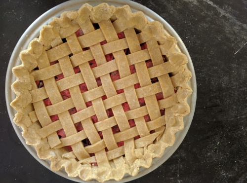 Lattice pie